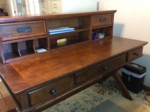 Ashley Furniture Outlet furniture gift desk