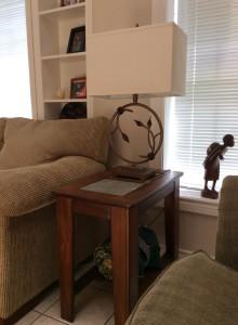 Ashley Furniture Outlet furniture gift end table