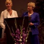 Susan and Carol