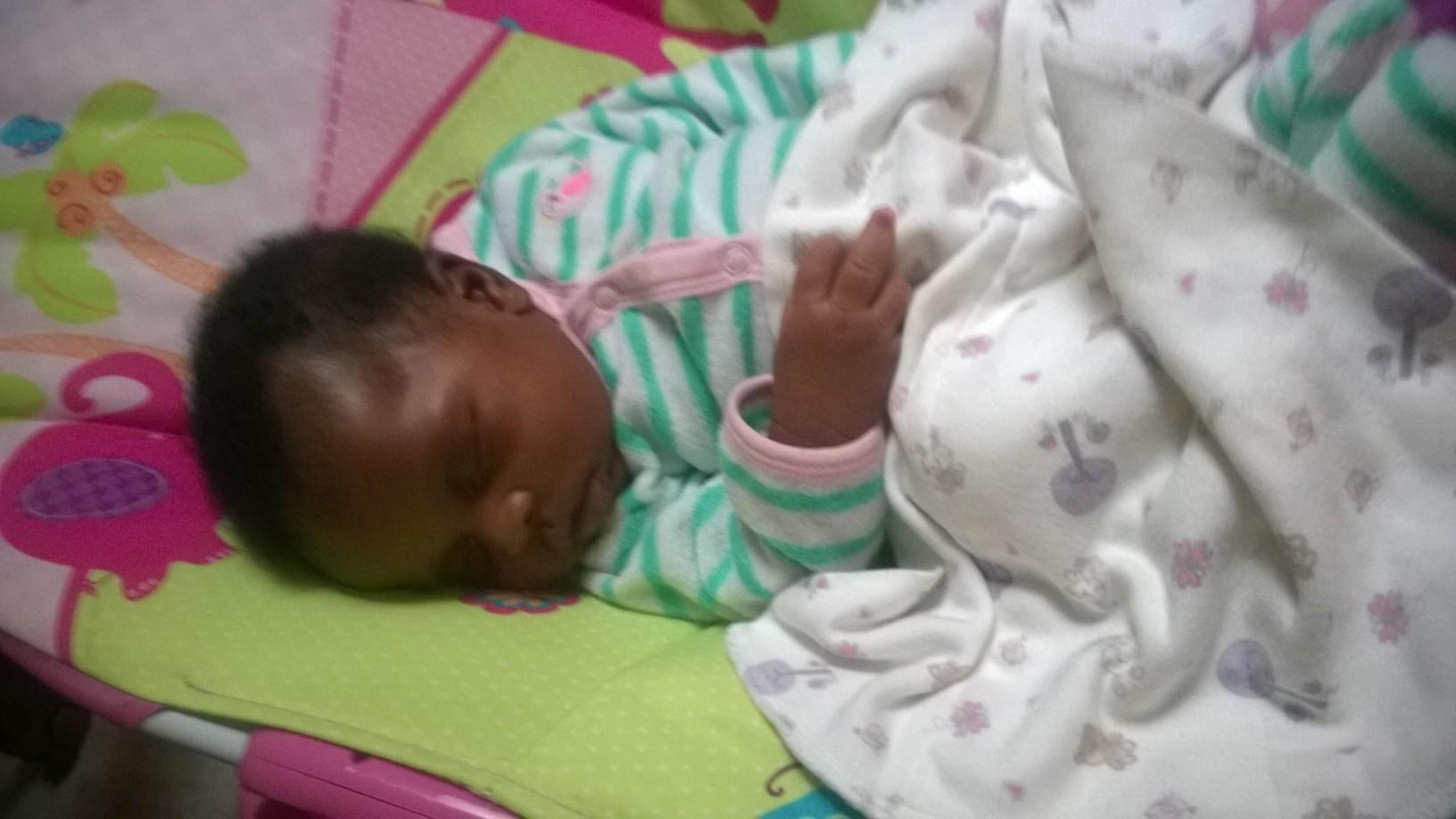 Say Hello to Baby Janeti