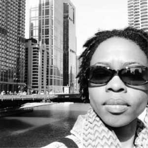 Anita Scott, Poet, Spoken Word