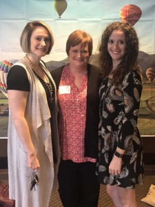 2018 Benefit, The Tice's: Kristen, Kacie and Tammy.