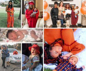 Milestones in Tanisha's journey