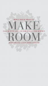 Make Room mobile header