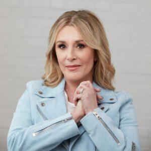Sheila Walsh, Bible teacher, bestselling author, TV host