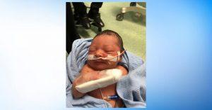 Welcome Baby Navieus!